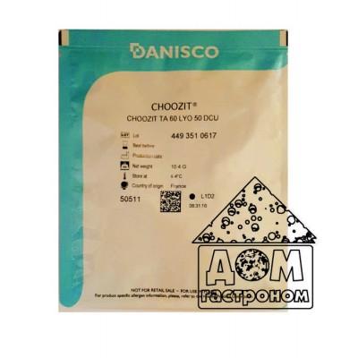 Термофильная закваска ТA 60 CHOOZIT Danisco, 50 DCU