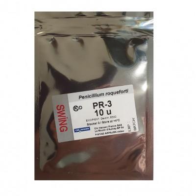 Зеленая плесень Penicillium Roqueforti PR-3 Хансен, 10 D