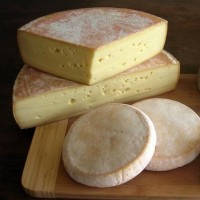 Делаем сыр с мытой коркой