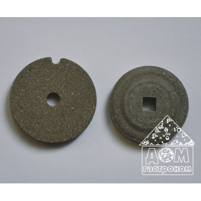 Точильный камень для решетки и точильный нож на ручную мясорубку
