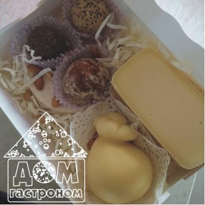 Подарочные сырные наборы от Татьяны