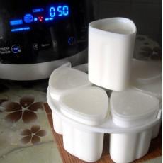 Йогурт и другие кисломолочные продукты в мультиварке