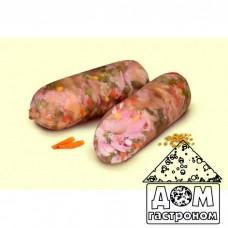 Полиамидная оболочка для колбас, d 80 мм, прозрачная