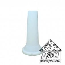 Пластиковая насадка для колбасы, d 22 мм, основание 54 мм