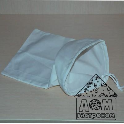 Лавсановый мешочек для сыра и творога (средний) на 5 - 6 л