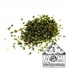 Паприка зеленая резанная 6х6 мм