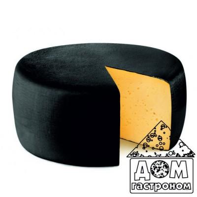 Латексное покрытие POLICOBERT для сыра (цвет - черный)