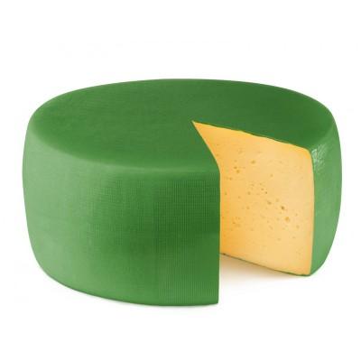 Латексное покрытие POLICOBERT для сыра (цвет - зеленый)