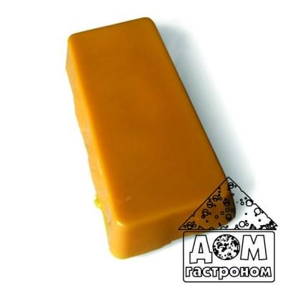 Воск для сыра желтого цвета