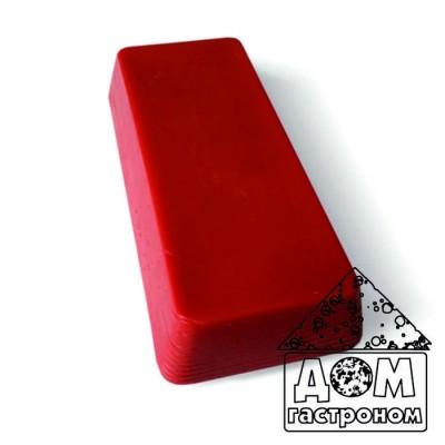 Воск для сыра красного цвета