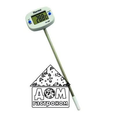 Электронный термометр с щупом и поворотной головкой