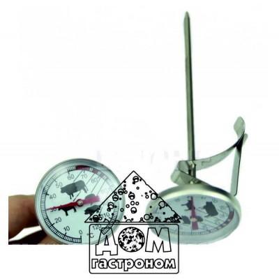 Механический кухонный термометр с щупом и креплением