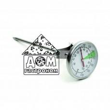 Механический термометр для молока с креплением