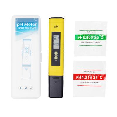 Электронный pH-метр с автоматической калибровкой