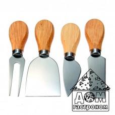 Набор ножей для сыра из 4 приборов