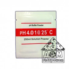 Буферный раствор для калибровки ph-метра - pH 4.01 (стандарт-титр) 250 мл