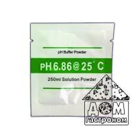 Буферный раствор для калибровки ph-метра - pH 6.86 (стандарт-титр) 250 мл