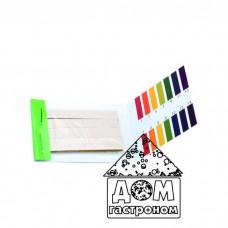 Лакмусовые полоски для pH-тестов 80 штук от 1 до 14 pH (лакмусовая бумага)