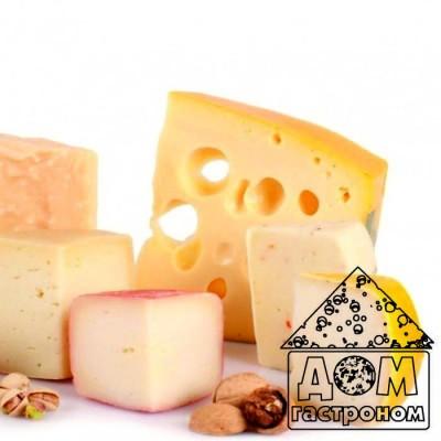 Мезофильно-термофильная ароматообразующая закваска для приготовления сыра