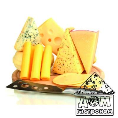 Мезофильно-термофильная закваска для приготовления сыра